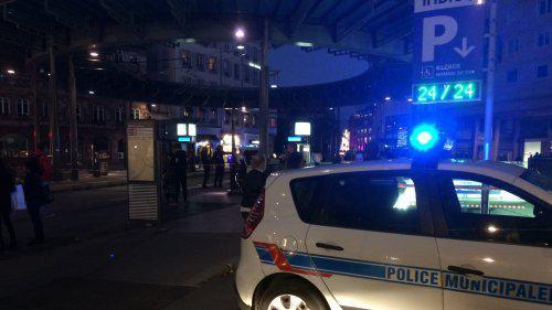 Strasbourg : une place du centre-ville évacuée après un appel menaçant