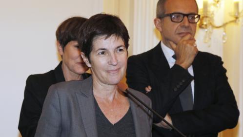 """Auteure de """"L'Inceste"""", accusatrice de Fillon, ex de Doc Gynéco... Mais qui est vraiment Christine Angot ?"""