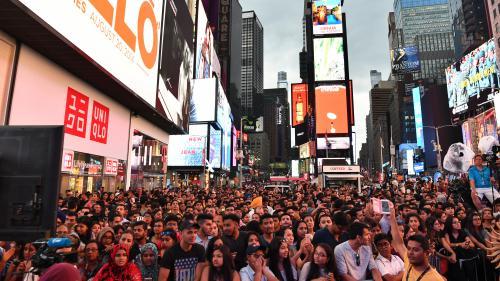 New York : un projet d'attentat de l'Etat islamique sur le modèle de Paris et Bruxelles déjoué en 2016