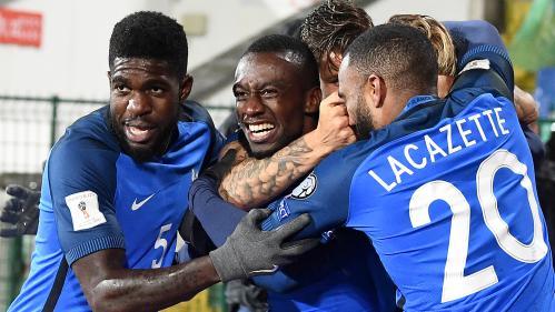 Revivez la victoire crispante de l'équipe de France en Bulgarie (1-0)