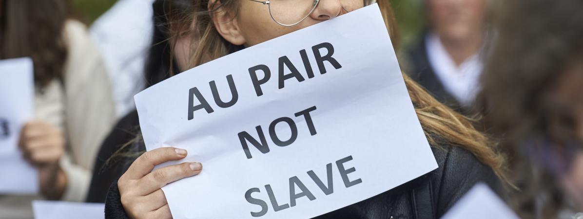 Famille française cherche jeune fille au pair
