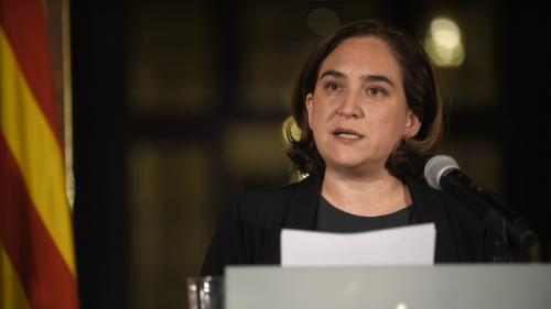 Référendum en Catalogne : la maire de Barcelone opposée à une déclaration unilatérale d'indépendance