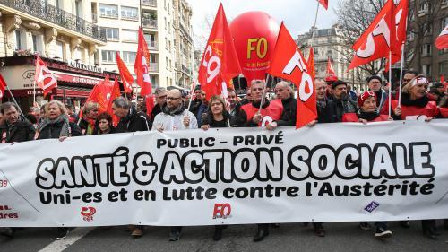 Ecoles, hôpitaux, transports... Les perturbations à prévoir en raison de la grève dans la fonction publique mardi