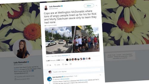 VIDEOS. Etats-Unis : McDonald's ressort une sauce de 1998 pour une journée, la police intervient pour calmer la foule