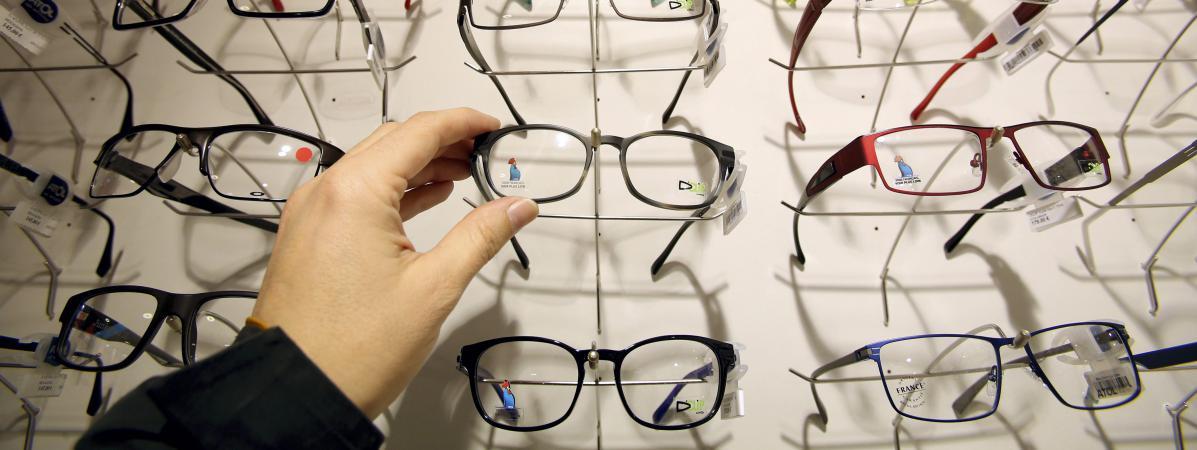 Les prix des lunettes en France
