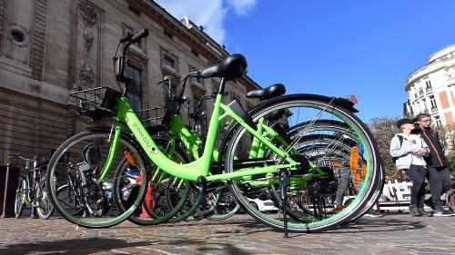 Quatre choses à savoir sur Gobee.bike, le nouveau service de vélos en libre-service à Paris