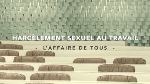 """VIDEO. Regardez le documentaire """"Le harcèlement sexuel au travail, l'affaire de tous"""" avec France 2"""