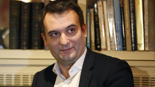 """""""Je me demande ce que vous faisiez au FN"""": des éditorialistes critiqués pour leur complaisance à l'égard de Florian Philippot"""