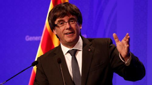 Qui est Carles Puigdemont, l'indépendantiste catalan à la coupe de Beatles ?