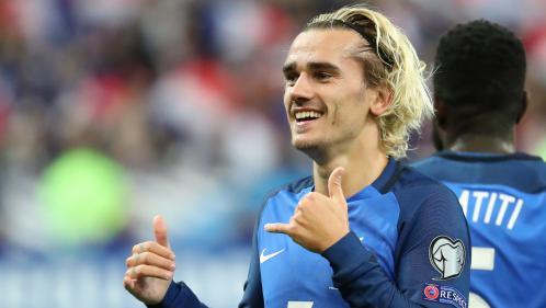 Football : la France bat la Biélorussie (2-1) et se qualifie pour le Mondial 2018 en Russie