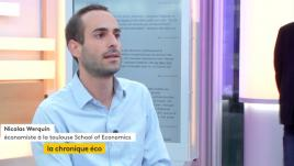 """VIDEO. Nicolas Werquin : """"L'impôt sur le revenu n'est pas la seule façon de réduire les inégalités"""""""