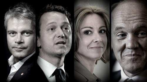 VIDEO. Les Républicains à la recherche d'un nouveau président : on a imaginé la bande-annonce de la campagne
