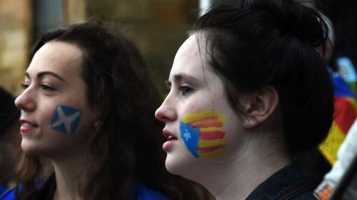 Des îles Féroé à la Belgique, comment le référendum catalan galvanise les indépendantistes d'Europe