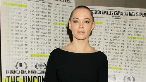 Twitter suspend le compte de l'actrice Rose McGowan, accusatrice d'Harvey Weinstein
