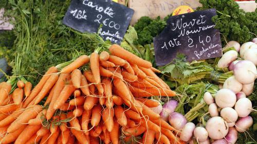 ENQUETE FRANCE 3. Quand les carottes d'une enseigne bio contiennent plus de pesticides que d'autres carottes non-bios