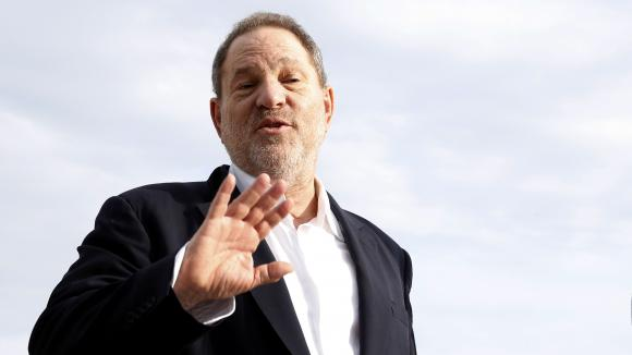 Harvey Weinstein, le 5 octobre 2015.