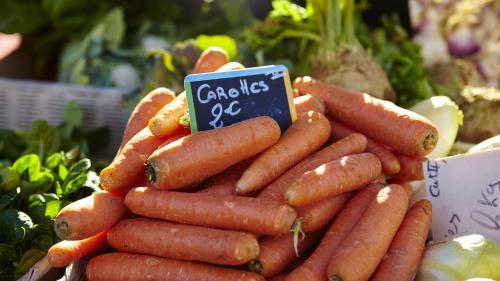 Après les révélations de France 3, Bio c'Bon assure qu'il n'y a pas de pesticides dans ses carottes