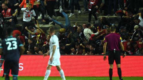"""Accident au stade d'Amiens : les barrières présentaient des """"anomalies"""""""