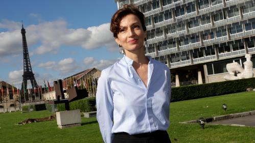 L'ancienne ministre de la Culture Audrey Azoulay est élue directrice générale de l'Unesco