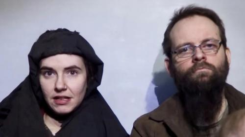 Prise en otage en Afghanistan pendant cinq ans, une famille américano-canadienne a été libérée