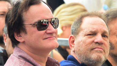 "Affaire Harvey Weinstein : Quentin Tarantino se dit ""abasourdi"" par les révélations"