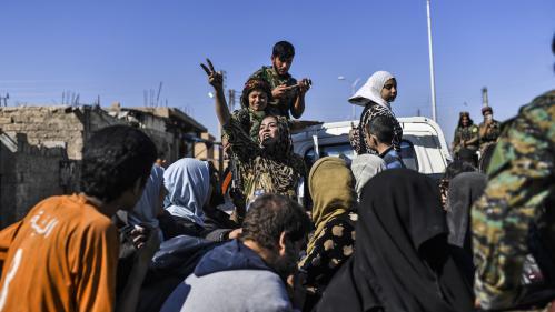 Syrie : les derniers jihadistes présents à Raqqa vont être évacués