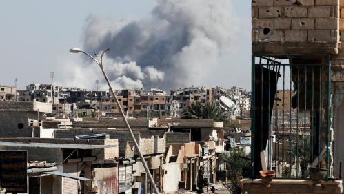 """Chute de Raqqa : """"L'État islamique est en train d'évoluer vers un mouvement qui n'a plus de sanctuaire"""""""