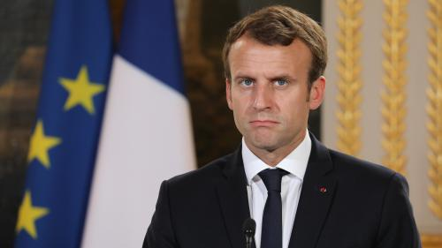 """DIRECT. """"Je continuerai au même rythme et avec la même détermination"""", assure Emmanuel Macron"""