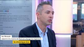 """VIDEO. Ian Brossat (PCF) sur la baisse des APL : """"les bailleurs sociaux vont être sur la paille, ils construiront moins de logements sociaux """""""