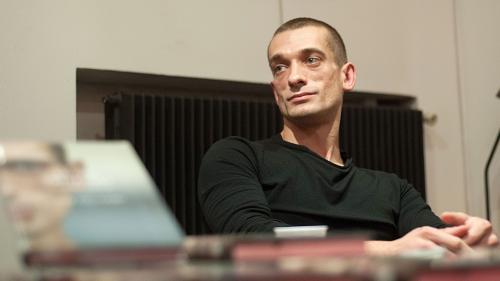 Feu à la Banque de France : l'artiste russe Piotr Pavlenski mis en examen et placé en détention provisoire