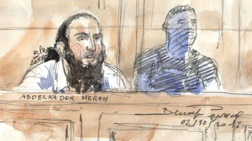 """DIRECT. Procès Merah : """"Je ne reconnais que la loi faite par Allah"""", déclare Adbelkader Merah"""