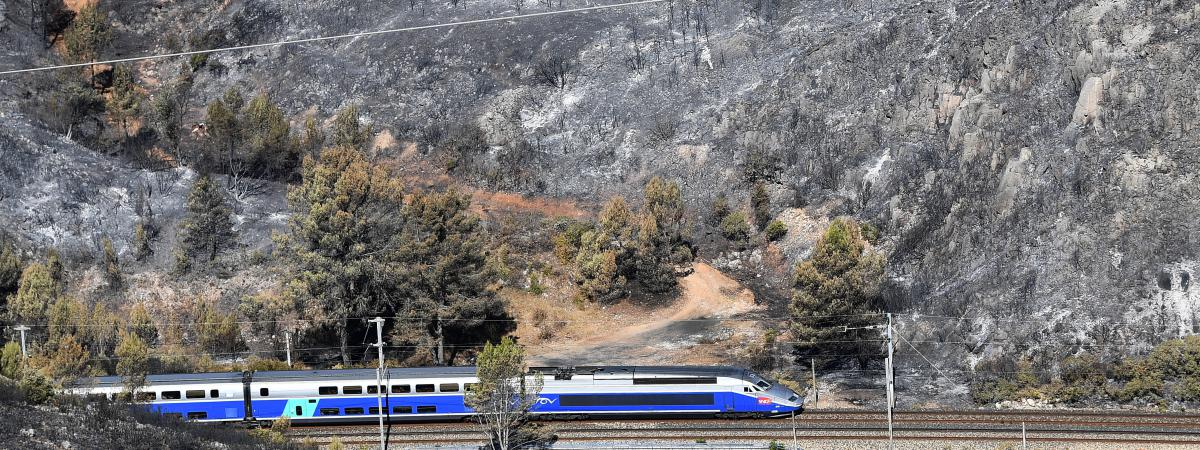 Dr me un tgv oublie de s 39 arr ter en gare de mont limar - La chaine meteo montelimar ...