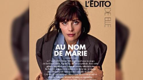"""""""Au nom de Marie"""" : le magazine """"Elle"""" répond à la une des """"Inrocks"""" sur Bertrand Cantat"""