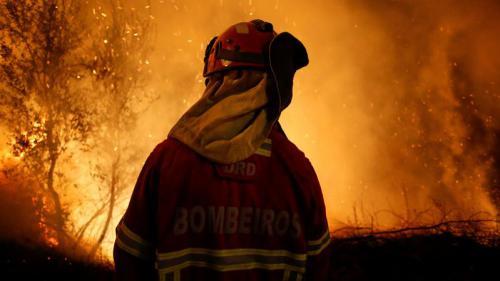 """""""C'est un problème politique"""" : polémique au Portugal face au manque de moyens pour lutter contre les incendies"""