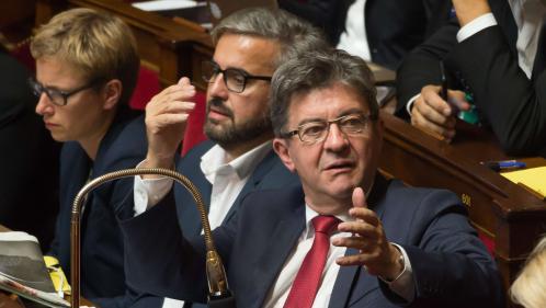 """VIDEO. Attentat déjoué : """"Le Parlement tout entier peut se sentir visé"""", estime Mélenchon"""