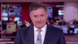 VIDEO. Simon McCoy, ce présentateur de la BBC blasé (entre autres) par les royal babies