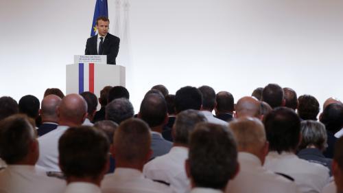 Gendarmes : l'annonce de Macron qui va réduire leur temps de repos