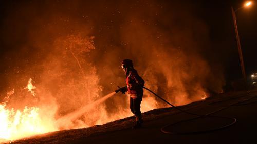 Incendies au Portugal : pourquoi la France n'a pas envoyé d'aide