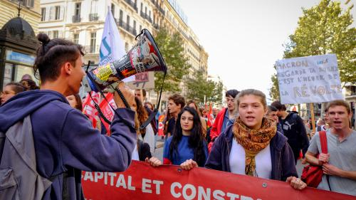 DIRECT. Réforme du Code du travail : la mobilisation s'essouffle pour la troisième journée de mobilisation