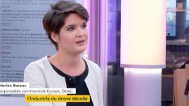 VIDEO. Delair l'entreprise française qui s'envole avec le marché du drone