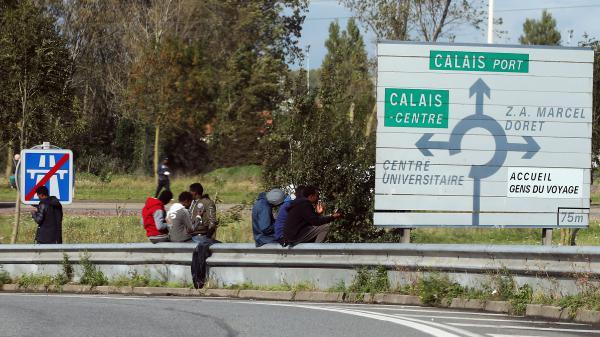 En un mot : les enfants perdus de Calais