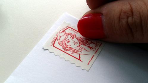 Le prix des timbres va augmenter en 2018, avec un timbre rouge à 95 centimes