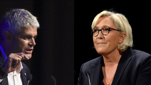 """QUIZ. """"Ici, c'est la France"""", """"président des 'golden boys'""""... Saurez-vous distinguer Marine Le Pen de Laurent Wauquiez ?"""