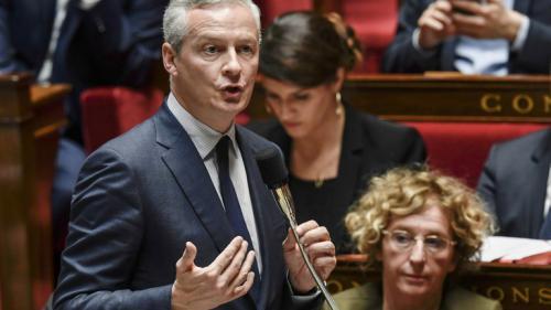 ISF : les 100 premiers contributeurs paient 126 millions d'euros, annonce Bruno Le Maire