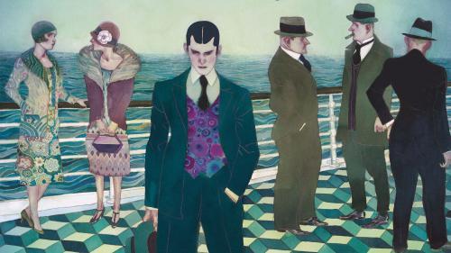 """La BD de la semaine : """"Le Joueur d'échecs"""", la folie de Zweig sublimée"""