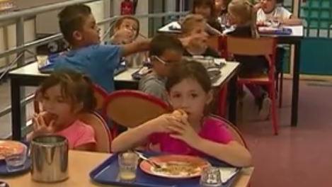 Gironde : des produits locaux à la cantine scolaire