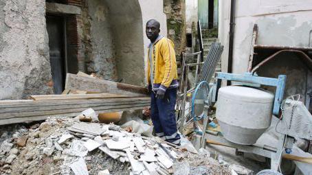 Italie : le travail des migrants représente 9% du PIB italien