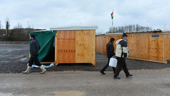 Nord : un réseau de passeurs démantelé à Grande-Synthe, cinq personnes mises en examen