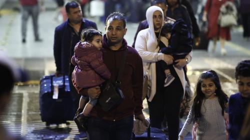 En direct de l'Europe. Faute de solidarité, l'UE mise sur l'Afrique pour gérer la crise migratoire.