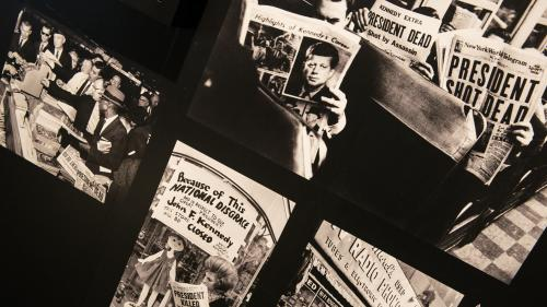 """Les documents sur l'assassinat de Kennedy """"pourraient perturber la perception que les Américains ont de leur pays"""""""